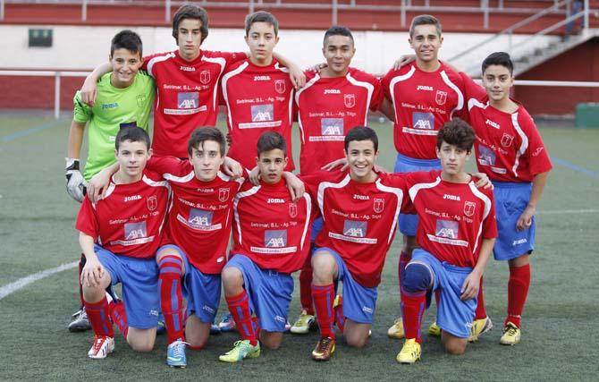 futbol sala aragon grupo segundo autonomica: